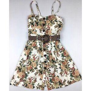 Poetry Junior Women Sz Sm Dress